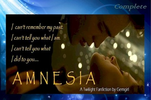Amnesia/Memory Loss – TwiFanfictionRecs